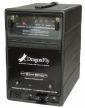 DragonFly weatherproof portable battery powered PA system - just 22 lbs, loud and great fidelity.