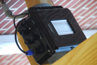 Installers typically set the controls on the PowerChiton amplifiers and screw them shut for permanent installations - while the PowerChiton breakout box is made for end users for ongoing local audio control
