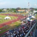 soccer and track field at Middle Tennessee State University