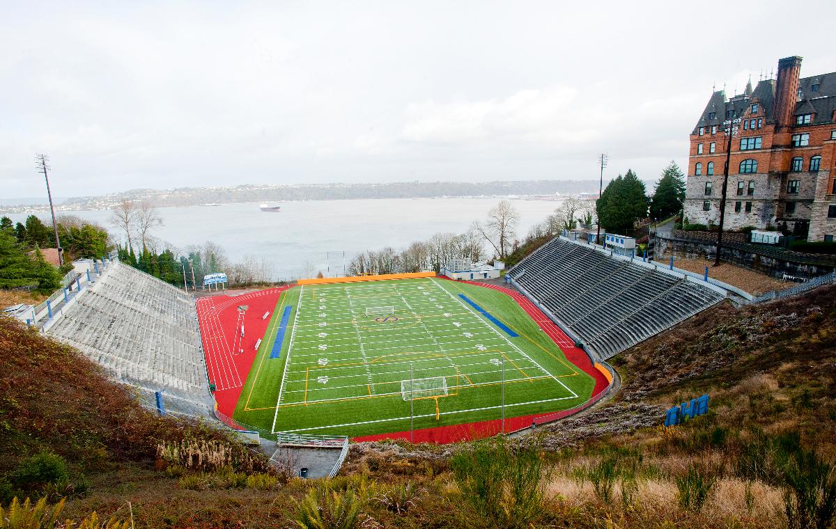 Stadium High School Tacoma Football