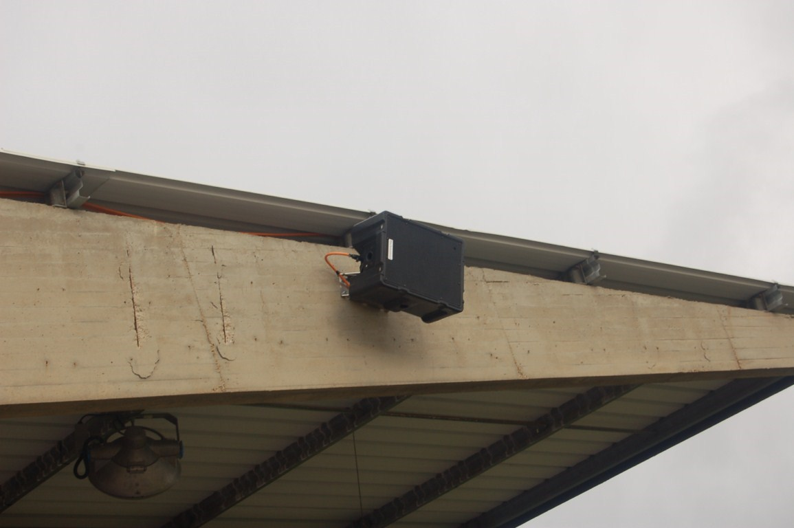 Attac International installed the loudspeakers, stressing that the challenge of gear protection in the open stadium air was top of mind