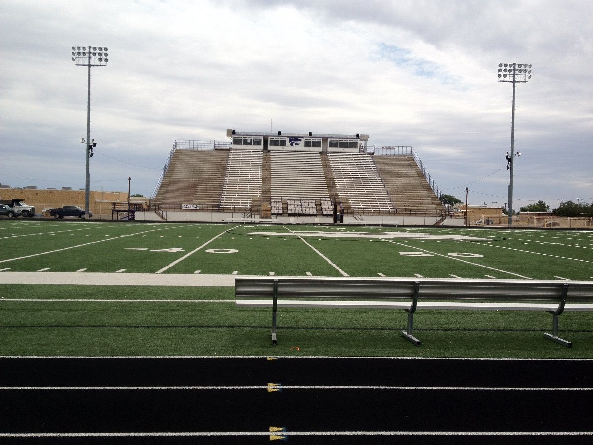 Wes-Tex Audio Electronics selected a Technomad Turnkey PA System to improve stadium audio for football and other events at Clovis High School in New Mexico