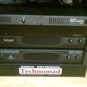 The Turnkey PA system rack supports audio for four Berlin loudspeakers and four Oslo subwoofers