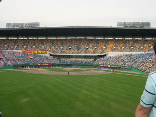 Jamsil Stadium Wide View