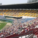 Jamsil Stadium Spectator stands
