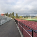 San Lorenzo High School's stadium lacked a proper PA system for sports and other events, such as graduations