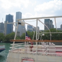 thumbs shoreline boat Technomad Upgrades Chicago River Sightseeing Boats