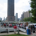 thumbs shoreline customers Technomad Upgrades Chicago River Sightseeing Boats