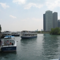 thumbs shoreline river view Technomad Upgrades Chicago River Sightseeing Boats