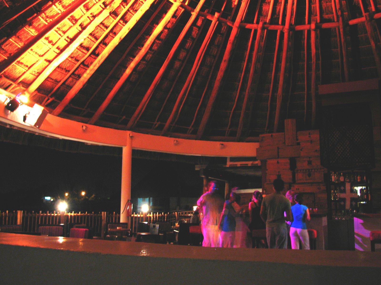 Club Med Cancun technomad install