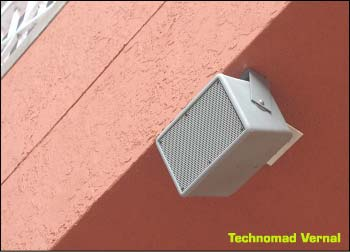 Vernal Installed outdoors weatherproof