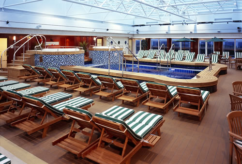 Technomad Speakers Set Sail On the Queen Mary 2 - Technomad