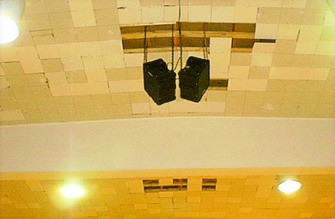 Gymnasium And Swimming Pool Audio Systems Technomad