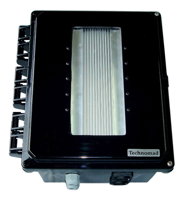 PowerChiton Weatherproof Amplifier
