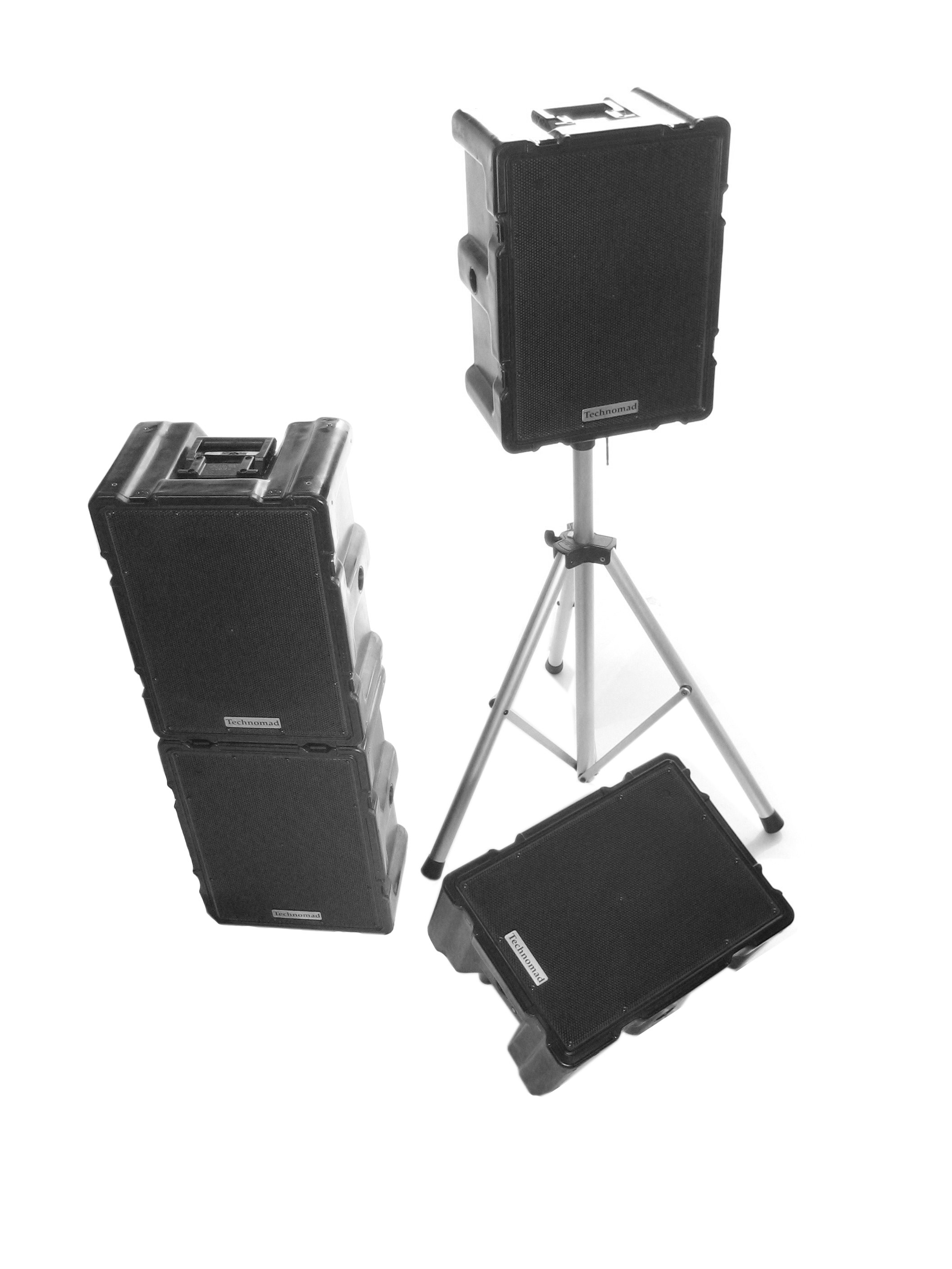 The Technomad Noho C Series of Weatherproof Loudspeakers