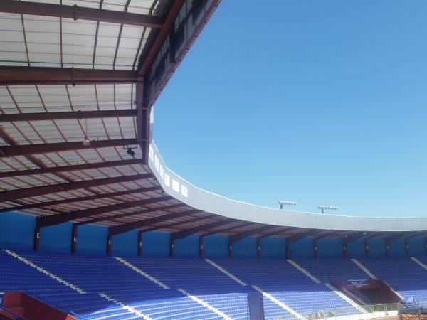 Ethiopia Stadium, Technomad