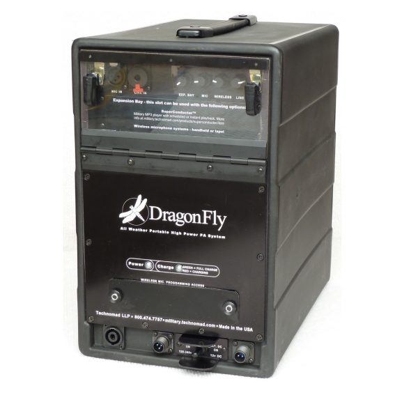 dragonfly portable pa