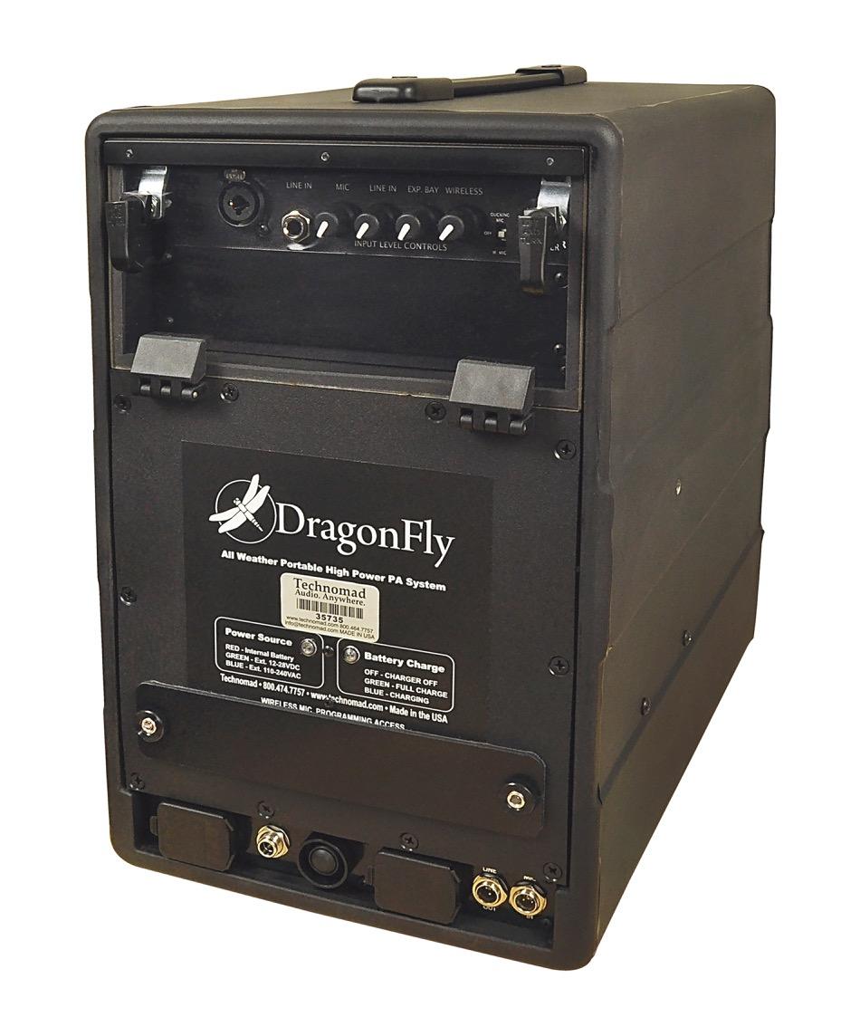DragonFly - Technomad