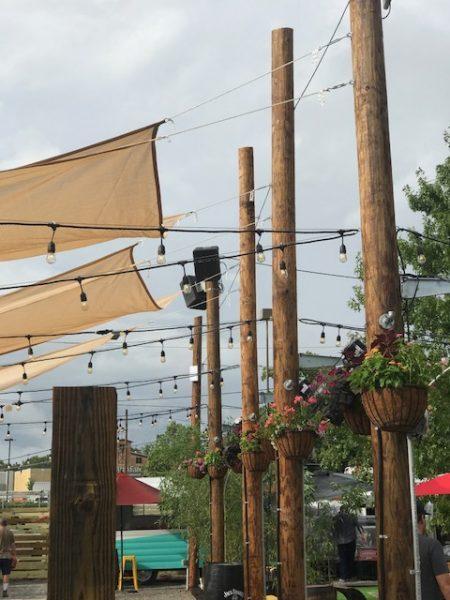 Alabama Music Venue with Weatherproof Loudspeakers