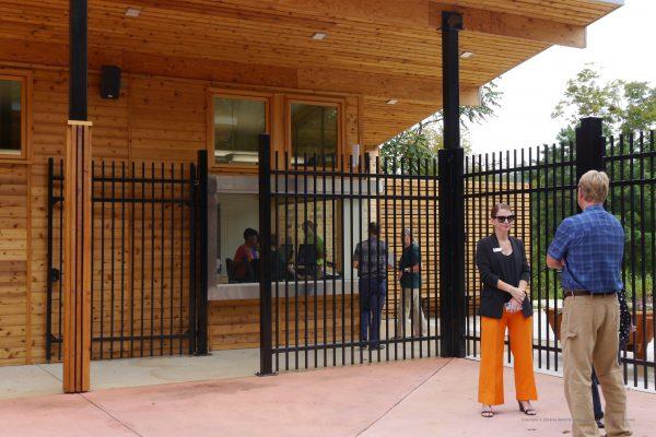 Nature Center Western North Carolina Technomad