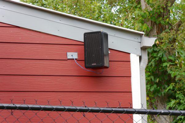 Technomad audio system installed