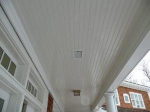 White Vernal Technomad Roof Installation