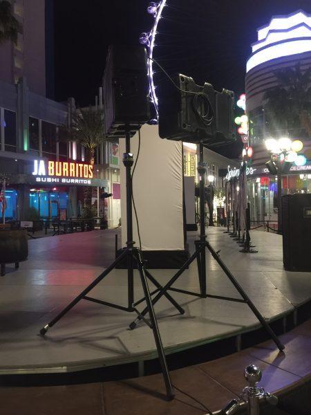 Outdoor Loudspeakers in Las Vegas Nevada