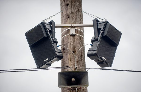 Electrocom mounted the Berlins with Allen Polemount systems