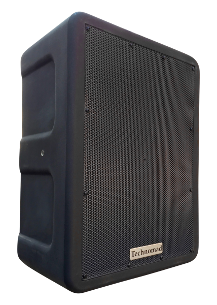 All weather Noho C loudspeakers from Technomad Associates LLC
