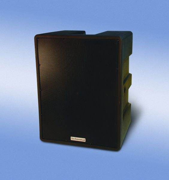 The Technomad Oslo subwoofer provides plenty of low-end bass response per the customer's wishes