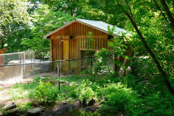Technomad at Western North Carolina Nature Center