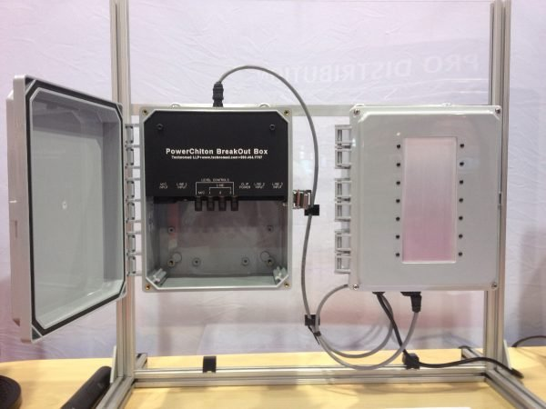 powerchiton breakout box power outdoor amplifiers